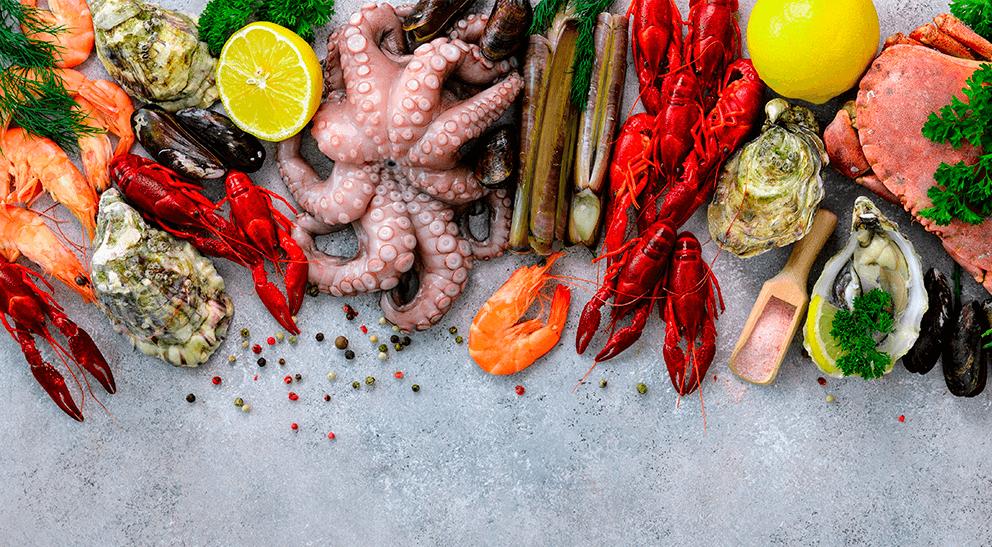 Beneficios de incluir todo tipo de marisco en tu dieta