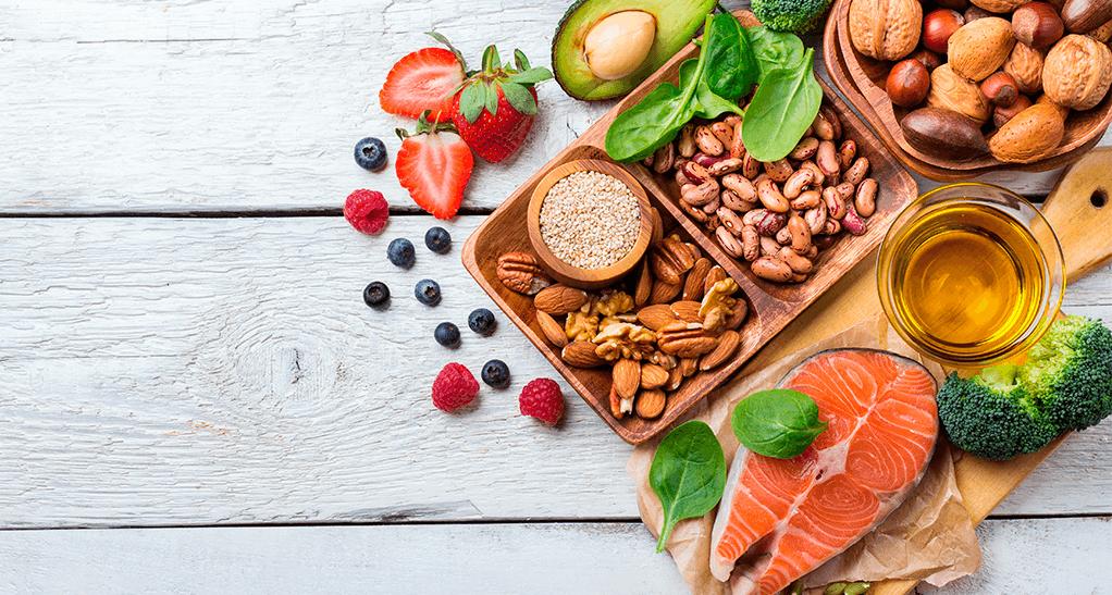 Necesidades nutricionales diarias