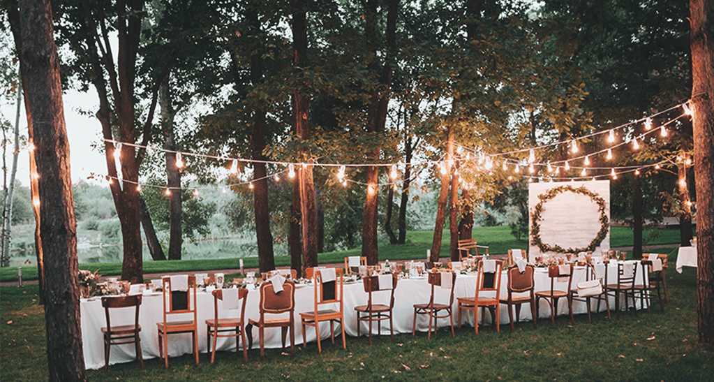 ideas menús para bodas