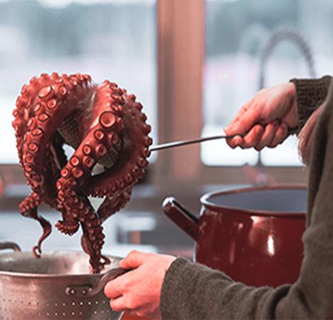 Cómo cocer pulpo