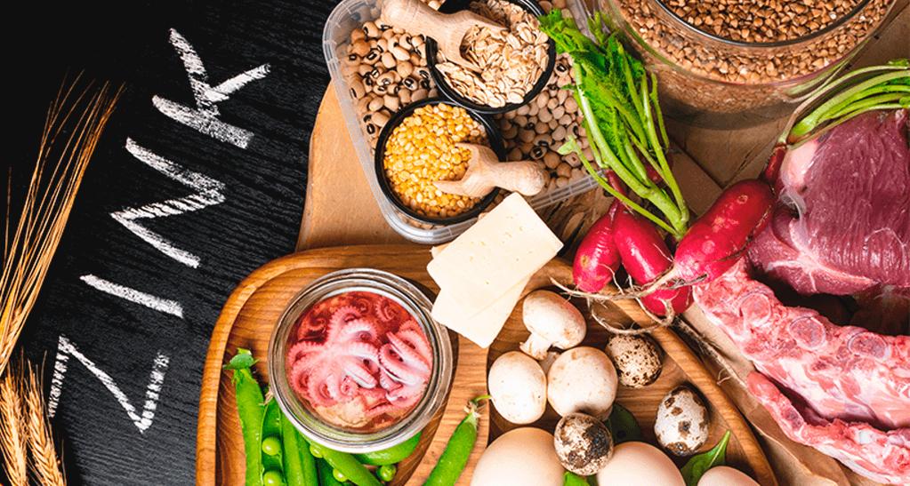 Porqué es bueno consumir zinc y alimentos en los que lo podemos encontrar
